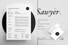 Here are 50 innovative, creative Word resume templates that can be customized with a variety of fonts, colors, and formatting changes.