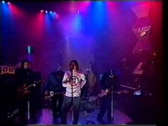 Powderfinger Live on Good News Week (1999) - Passenger