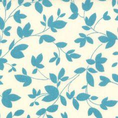 OH DEER MOMO modern quilting fabric Moda retro by melodyoftheheart, $10.50