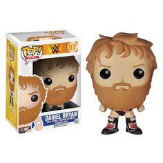 WWE Daniel Bryan Pop! Vinyl Figure