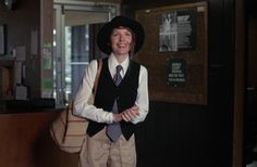 Annie Hall, 1977. I want her to dress me forever.