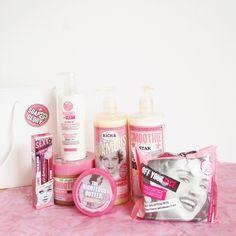 Beauty Haul | Soap & Glory