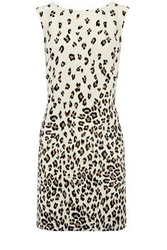 A simple leopard print. :)  You would look cutesy in this!!!!