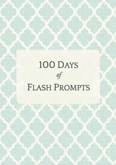 Writing flash fiction is a terribly satisfying way to spend an hour or two. For your fleet-fingered effusions, I've collated all my Twitter flash fiction prompts into a handy ebook. You will find two sizes of the ebook for download, both with ample room for notes. Download as an A4 PDF file: Flash Fiction Prompts Ebook Download as…