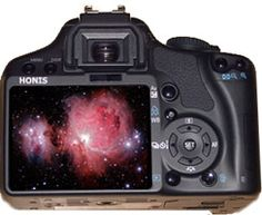 Canon DSLR astrophotography modifications