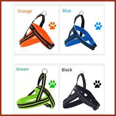 Dog Adjustable Harness Pets Collar Leopard Campo Professional Out Door Dog Harness Hand Strap for Small Large Dogs supplies