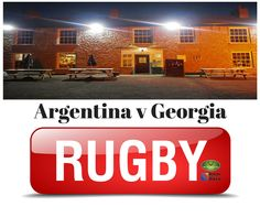 More Rugby World Cup action live at the Woody..  Argentina v Georgia Kick off: 4:45pm  Come in and join us for all the action!! ‪#‎thewoodmaninn‬ ‪#‎forestofdean‬ ‪#‎rugbyworldcup‬