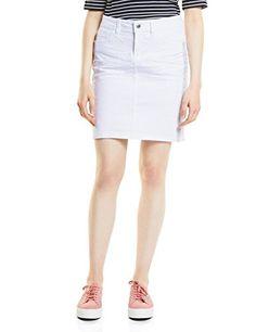 hot sale online 76b8f a8658 German Wear Trendiger Mini Lederrock aus Lammnappa Business ...