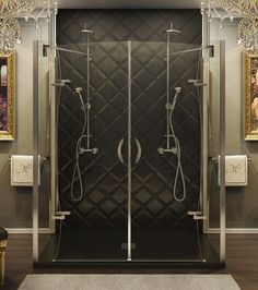 MAAX is a leading North American manufacturer of bathroom products: Bathtubs, Showers, Showers Doors, Tubs Showers and Medecine Cabinets Corner Shower Doors, Master Bathroom, Door Handles, Bathtub, Dream Houses, Cape Cod, Colonial, Showers, Bathroom Ideas