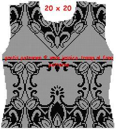 filet crochet patterns for women