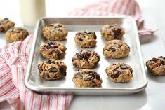 The Ultimate Cowboy Cookies (Gluten-Free) - Gemma's Bigger Bolder Baking Cowboy Cookie Recipe, Peanut Butter Cookie Recipe, Gluten Free Cookie Dough, Gluten Free Cookies, Keto Cookies, Chip Cookies, Baking Recipes, Cookie Recipes, Free Recipes