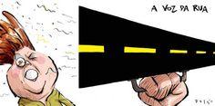 Dilma e a voz das ruas