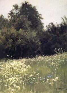 Levitan, Isaak Landscape