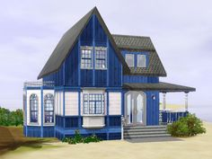 Blue BeachHouse
