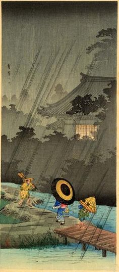 Shotei Takahashi (1871-1945) Hiroaki