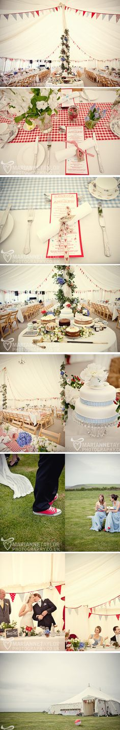 VW Bus Love: Adorable UK Wedding...absolutely in love with some of the details!