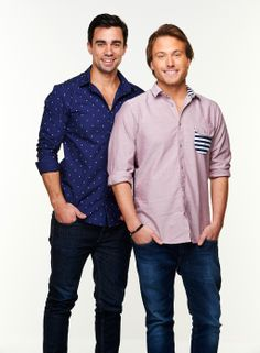 Harry and Christo! #MKR
