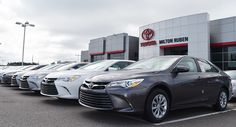 We have 96 2015 models left! Claim yours today at miltonrubentoyota.com.