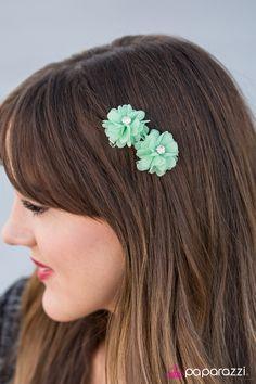 Flower Patch Fashion - Green