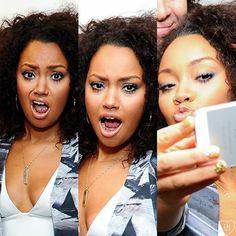asd sos hermosa Leigh ♥