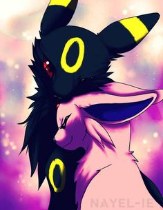 Umbreon & Espeon ....Still a better love story than twilight.....I ship..Epreon!