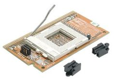 Startech CPU Ppga-To-Slot 1 Slotket Adapter Card by StarTech. $29.99. The StarTech PPGA-to-Slot 1 CPU Adapter Card allows Socket-370 type CPUs (such as the Intel Celeron and Coppermine) to be installed in a Slot-1 style Pentium II/III motherboard. The processor bus frequency can be auto-detected at 66/100/133 MHz in order to provide best compatibility between the CPU and motherboard, or it can be forced to 100 MHz for overclocking.