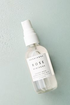 4069ccee569 Herbivore Botanicals Rose Hibiscus Coconut Water Hydrating Face Mist