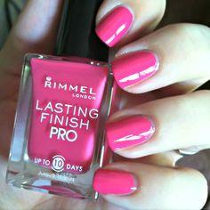 Posh Pink by Rimmel
