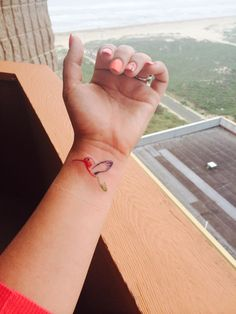 Hummingbird Tattoo - cute and simple