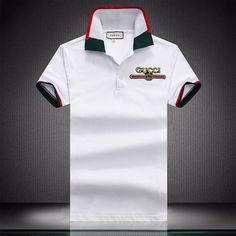 Gucci POLO shirts - Men's style, accessories, mens fashion trends 2020 Gucci Polo Shirt, Polo Shirt Style, Polo Shirt Outfits, Mens Polo T Shirts, Versace T Shirt, Gucci Shirts, Camisa Polo, Gucci Mens Clothing, Kurta Pajama Men