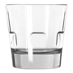 Libbey 7 Oz Rocks Optiva Dura Tuff Glasses 12/Case (15961)