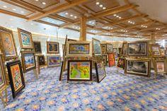 Art Gallery Grandeur Of The Seas, Enchantment Of The Seas, Aruba Cruise, Cruise Port, Southern Caribbean Cruise, Royal Caribbean, Kings Wharf Bermuda, Freedom Of The Seas, Cruise Offers
