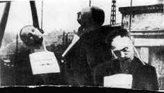 Poland, Three Jews who were hanged because they were Jews