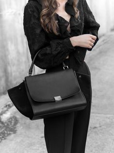 ac6d831bfccf Celine Trapeze bag   Street style fashion  celine  fashion  womensfashion   luxury
