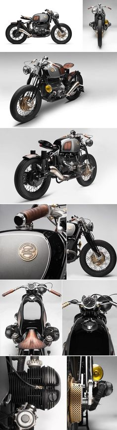 Cool BMW 2017: BMW R75/5 Nerboruta Custom | By South Garage...  Motorcycle & Testosterone