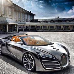 Probably the best looking BUGATTI you will ever see.
