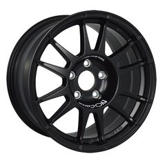 SanremoZero 16 inch Mat Black is the evolution of SanremoCorse specifically designed for rallycross and circuit use. #WHEEL #EVOCORSE #CIRCUIT #MADEINITALY