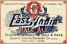 East India Pale Ale