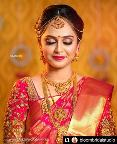 Advertise your wedding Business here.Hundreds of Indian wedding Vendors from Malaysia & Singapore. KALYANAM BAZAAR Advertise your wedding Business here.Hundreds of Indian wedding Vendors from Malaysia & Singapore. Bridal Hairstyle Indian Wedding, Indian Wedding Makeup, Indian Bridal Hairstyles, Indian Wedding Jewelry, Bride Hairstyles, Hair Wedding, Fashion Hairstyles, South Indian Bride Jewellery, South Indian Makeup