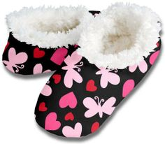 Butterflies and Hearts Snoozies