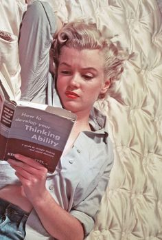 Marilyn Monroe by Gordon Parks