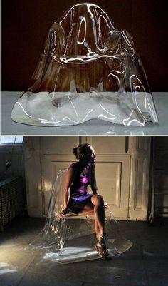 Coup de cœur : The Ghost Chair par Valentina Gonzales
