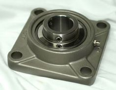 #FlangeMountBearing are bearings mounted in a cast iron flange and used with other bearing types.https://goo.gl/6cSOVJ