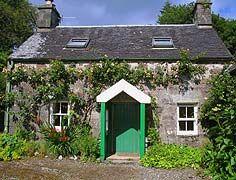McKinnon's Cottage, Kilmelford