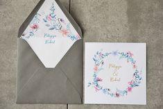 Trendy w zaproszeniach ślubnych amelia-wedding. Wedding Pl, Amelia Wedding
