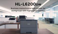 Printer Brother HL-L6200DW Printer, Brother, Printers