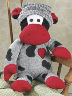 Moo-cow sock doll, Country Store 19.99