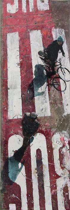 Issu de la scène du graffiti parisien, Arnaud Liard (né en 1975) est un artiste multiple, touchant à...