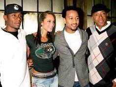 black star, Mos Def; Alicia Keys; Russell Simmons; John Legend