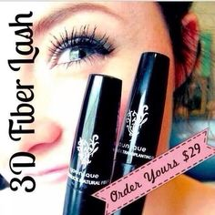 Really??? REALLY!!! Get your lashes from drab to FAB with our 3D Fiber lash mascara! Get yours here--> www.youniquelashesbyjanelle.com